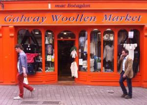 Galway Woollen Market
